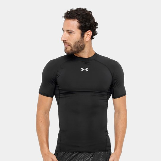 4cf1b39e155b1 Camiseta Under Armour HG Brazil Masculina - Compre Agora