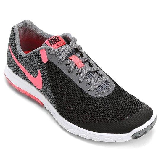 a720abc330 Tênis Nike Flex Experience Rn 6 Feminino - Preto+Cinza
