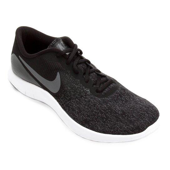 cda8005ef5 Tênis Nike Flex Contact Masculino - Preto e Cinza   Zattini