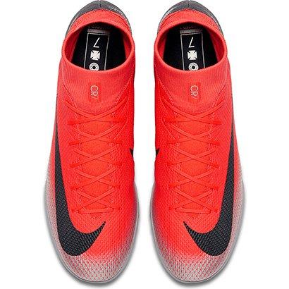 low priced 71b02 9637f ... Netshoes · Futebol · Chuteiras  Chuteira Society Nike Mercurial Superfly  6 Academy CR7 TF. Passe o mouse para ver o Zoom