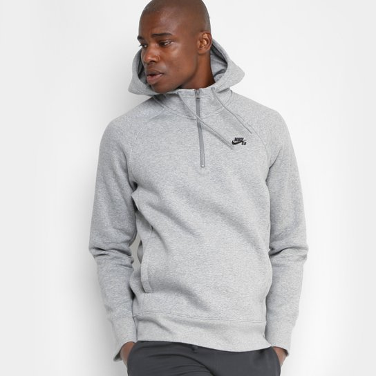 4fbd85f7b6 Moletom Nike SB Hoodie Icon Hz Masculino - Compre Agora