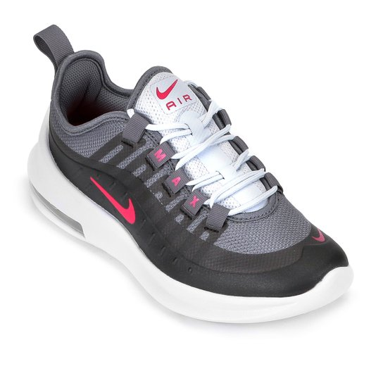 sports shoes 69804 e2681 Tênis Infantil Nike Infantil Air Max Axis - Preto+Cinza