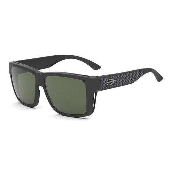 d1a4328d411c2 Óculos De Sol Mormaii Overlap - Preto e Cinza - Compre Agora
