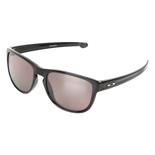 8786a7067 Óculos de Sol Oakley Silver Masculino - Preto e Cinza | Zattini