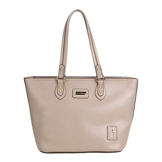 906dfe48fb Bolsa Fellipe Krein Shopper Placa Logo Feminina