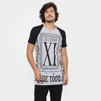 78a25726b Camiseta Local Raglan Long