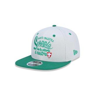 Boné 950 Original Fit Palmeiras Futebol Aba Reta Snapback New Era f9433116d4d