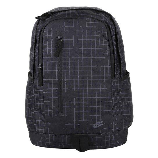 Mochila Nike All Acess Soleday - Preto e Cinza - Compre Agora  aad3ef22bff77