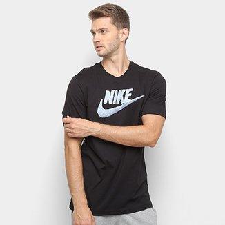 7fe68a115 Camiseta Nike Sportwear Brand Mar Masculina