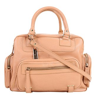 b12503dd2a Bolsa Couro Luiza Barcelos Handbag Viena Feminina