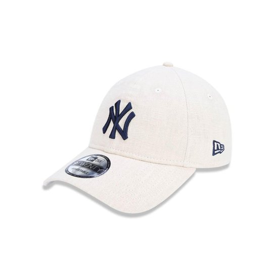 01590309aa930 Boné 920 New York Yankees MLB Aba Curva Strapback New Era - Compre ...