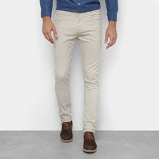 5b5cb1d0d Calça Skinny Preston Color Masculina