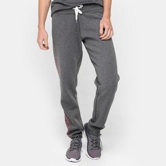 Calça Under Armour Favorite Fleece Boyfriend 65ba9ee470202