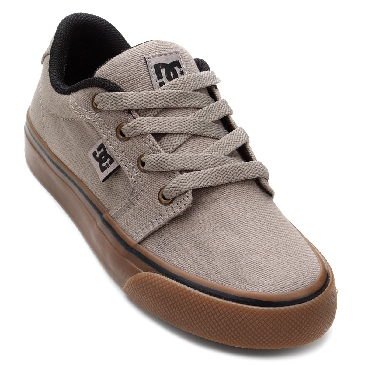 249aca5c67 Tênis Infantil DC Shoes Anvil Tx La Masculino