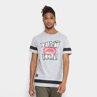 4edde9f0d5 Camiseta Ecko Estampada Masculina