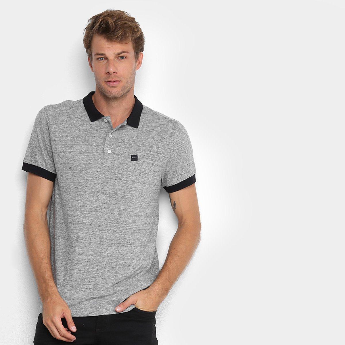 Camisa Polo Oakley Tropical Masculina