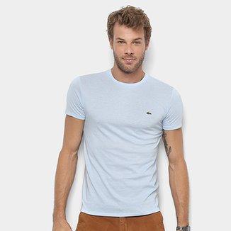 4636659de2 Camisetas Masculinas Lacoste - Ótimos Preços