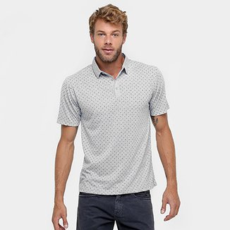 22f7620d6e Camisa Polo Broken Rules Estampada