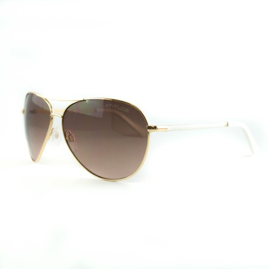 Óculos Atitude De Sol - Compre Agora   Zattini 84d4d95b26