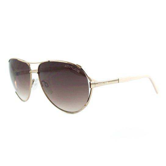 20caefd81878e0  Óculos Atitude De Sol - Compre Agora Zattini a165c642f38b62  ... d15d084912