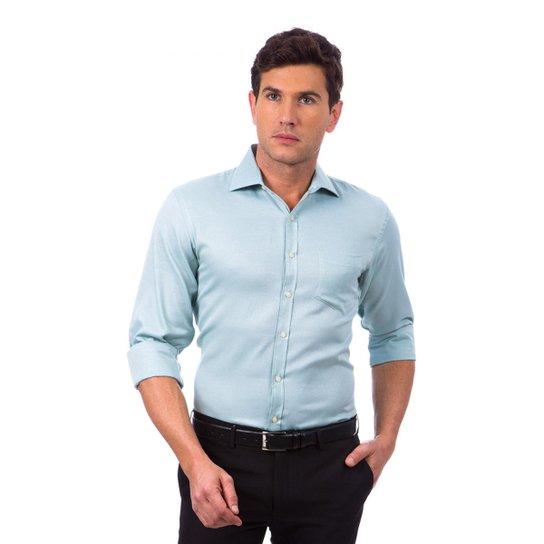 Camisa Social Colombo Masculino - Compre Agora  0a80eb79a482e