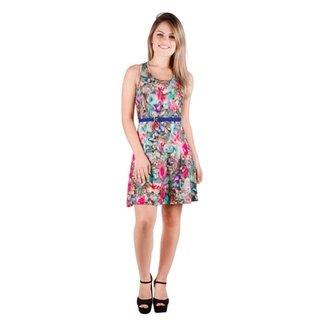 579e500c5 Vestido Banna Hanna De Visco Digital Nadador