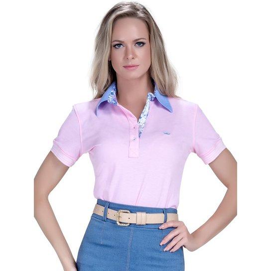 0dd129aeff 474e323ee6  Camisa Polo Principessa Marília - Compre Agora Zattini  aa7a6bdc83 ...