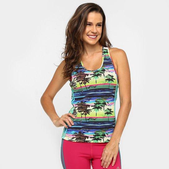 Camiseta Regata Adidas Lw W G2 Salinas Feminina - Compre Agora  4898175e9664c
