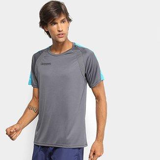 611ec32738b2a Camiseta Kappa Mangui 2.0 Raglan Masculina
