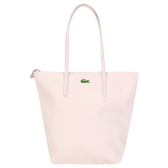 bef115269 Bolsa Lacoste Shopper - Rosa Claro
