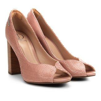 daeab9b15 Peep Toes e Calçados Dumond em Oferta   Zattini