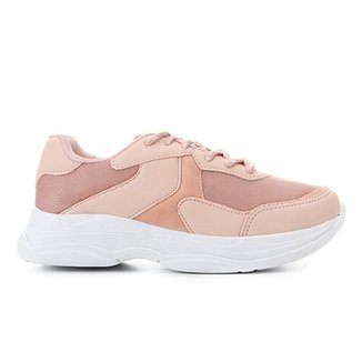 a2944d345c Tênis Burn Chunky Sneaker Feminino