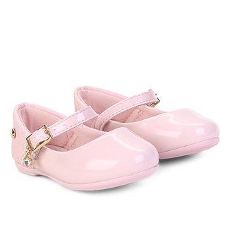 f03344c215 Sapatilha Infantil Klin Princesa Baby Feminina
