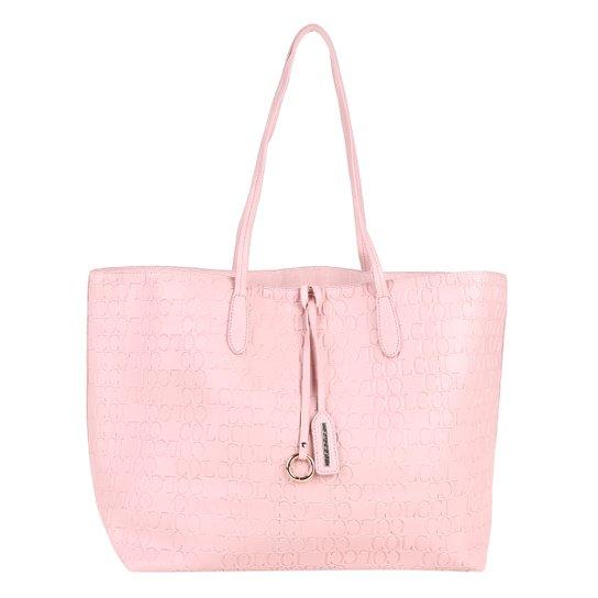 f86f46776 Bolsa Colcci Tote Shopper Feminina - Rosa Claro | Zattini