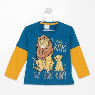 a6a6477a4 Camiseta Fakini Disney Infantil