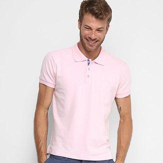 605a27c7a Camisa Polo Gangster Piquet Elastano Masculina
