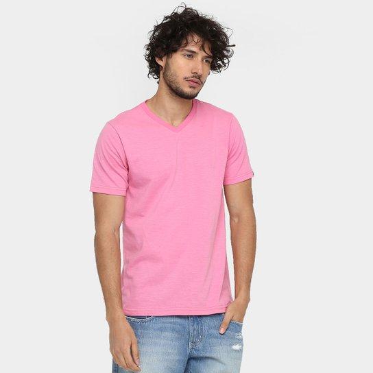 007b1dbedff Camiseta SBA Gola V Básica - Compre Agora