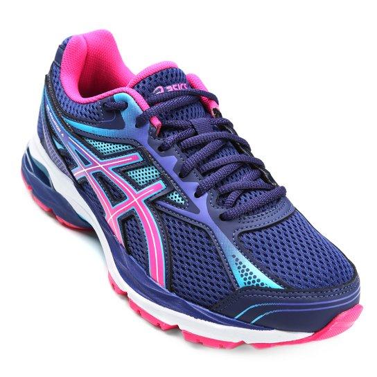 85069f6af Tênis Asics GEL Equation 9 Feminino - Marinho e Pink - Compre Agora ...
