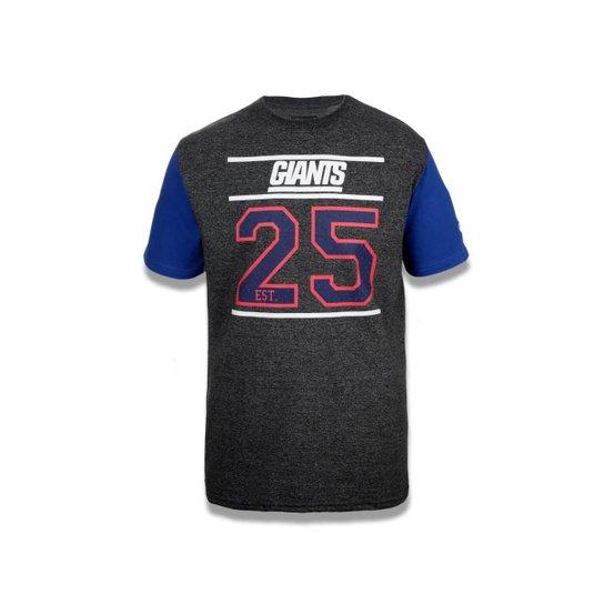 4ab317a9dab0d Camiseta New York Giants NFL New Era Masculina - Compre Agora
