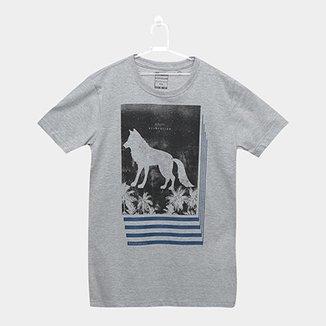 eebfab658ba5b Camiseta Infantil Acostamento Reality Revolution Masculina