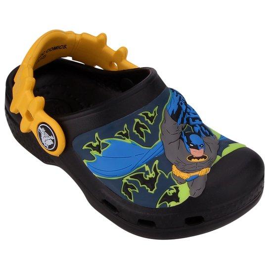 34a828cee Sandália Crocs Batman Custom Clog Infantil - Compre Agora