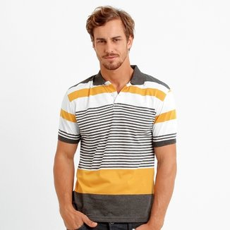 Camisa Polo Blue Bay Listrada d2c6ec1ae85ee