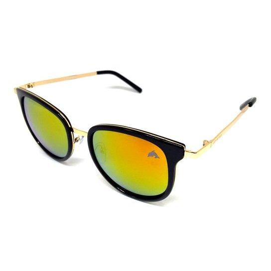 Óculos Cayo Blanco Modelo Redondo Fashion - Compre Agora   Zattini 6ce9dbe5c4
