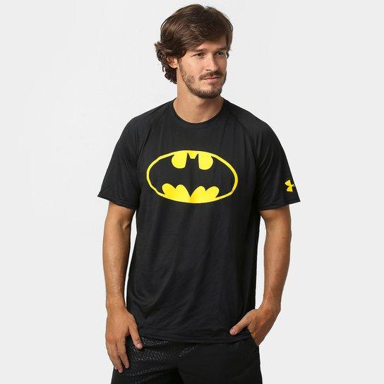 3e39afebba1ba Camiseta Under Armour Batman Masculina - Compre Agora