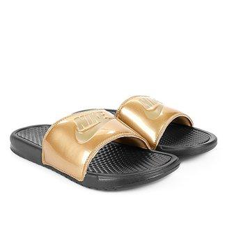 e60e8dc063 Sandália Nike Benassi Jdi Print Feminina