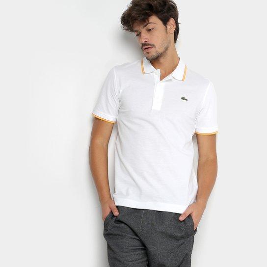 ... Camisa Polo Lacoste Frisos Masculina - Compre Agora Zattini  69d07123797935 ... 3182dbe681