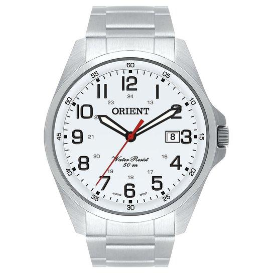 4e6795287d1 Relógio Orient Analógico MBSS1171 Masculino - Compre Agora