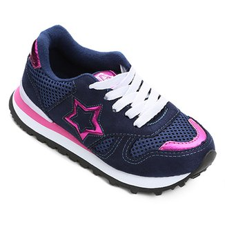 9f07531aaa Tênis Infantil Addan Jogging F Feminino