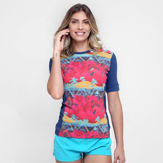 41379e00bc3 Camiseta Adidas Salinas - Marinho+Vermelho