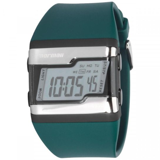 Relógio Feminino Mormaii Troca Pulseira Digital - Compre Agora   Zattini ea8959c56a